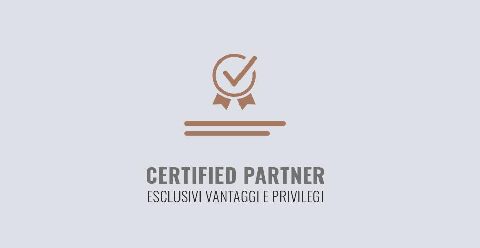 Certified partner