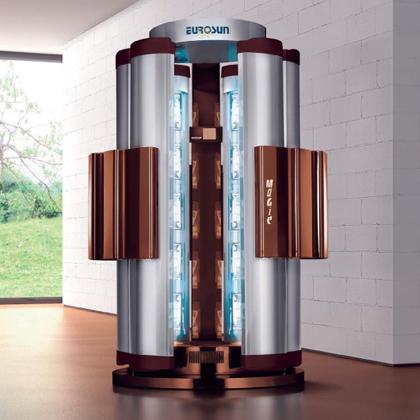 Solarium doccia Magic Shower Plus 6 Colonne