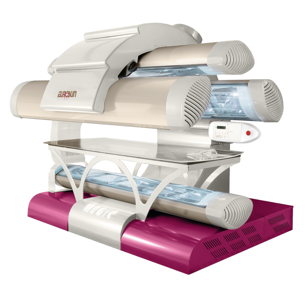 Solarium Magic High Body Plus 4 Colonne