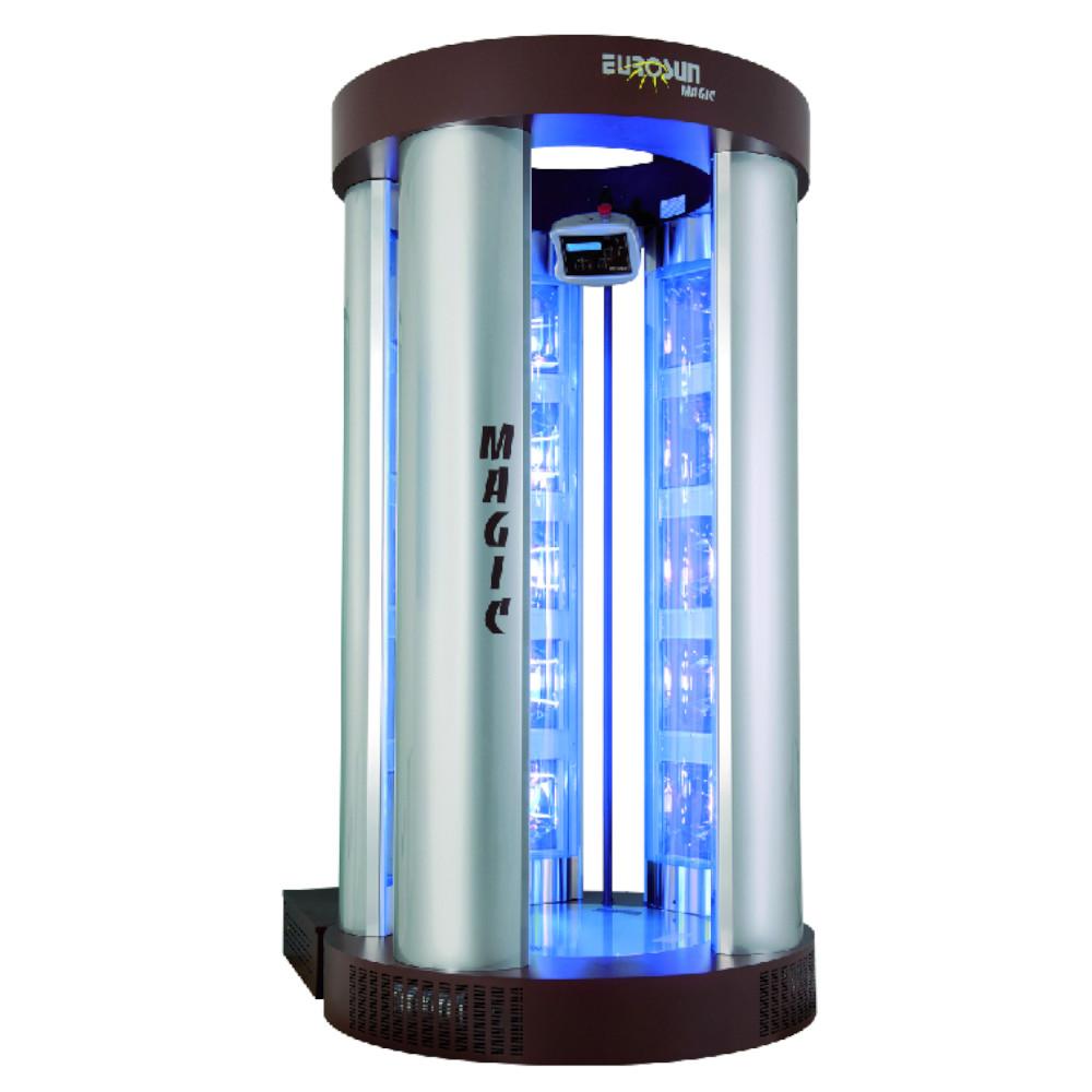 Solarium doccia Magic shower plus 4 colonne
