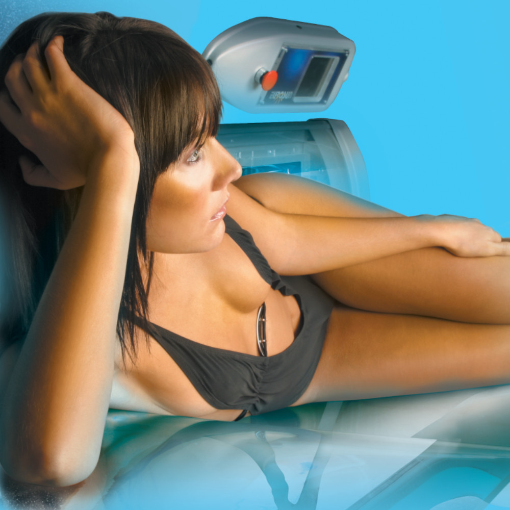 Solarium King Body Plus 4 Colonne