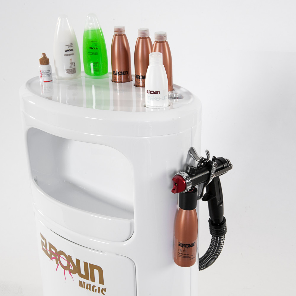 Abbronzatura Spray con Magic Spray Turbo Body